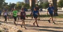 Entramientos Marcha Nórdica Alicante