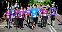 Competición Marcha Nórdica Alicante