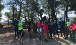 Rutas Marcha Nórdica Alicante