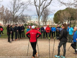 Cursos Marcha Nórdica Alicante